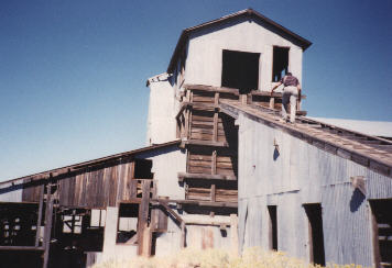 the mill is in fair condition